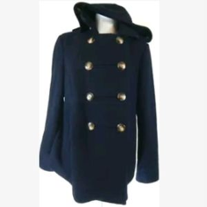 Topshop Maternity Double Breasted Coat
